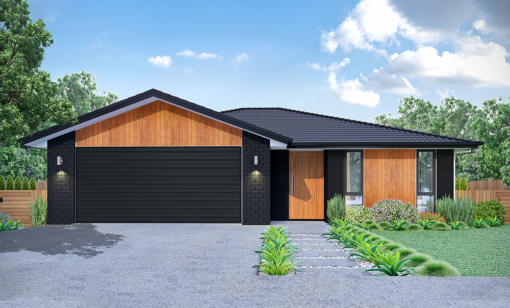 Chritchurch Showhome Render